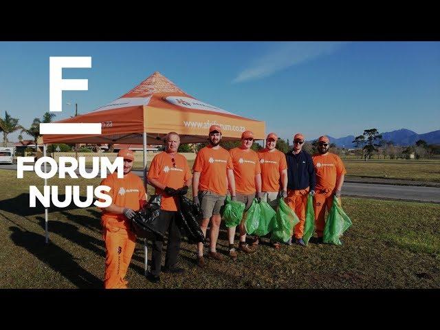 Forum Nuus: AfriForum woeker in George tydens #AnkerdorpPadskou