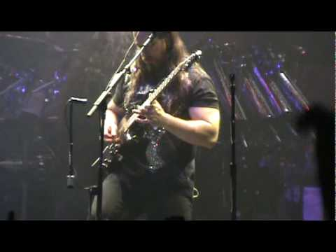 Dream theater - Wither - HD - 12/03/10  Santiago, Chile