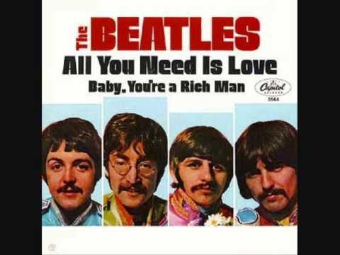 Beatles song with love