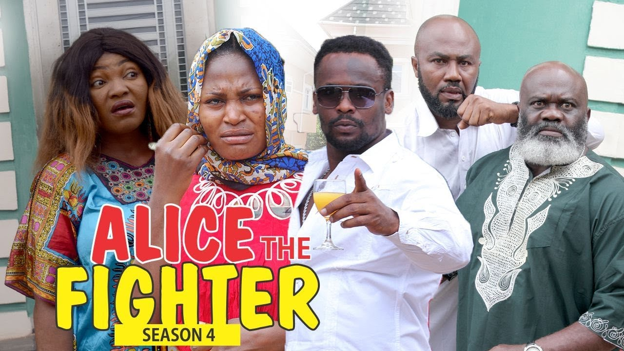 ALICE THE FIGHTER 4 - 2018 LATEST NIGERIAN NOLLYWOOD MOVIES || TRENDING NIGERIAN MOVIES