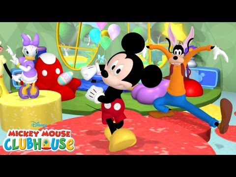 Easter Hot Dog Dance | Music Video | Mickey Mouse Clubhouse | Disney Junior