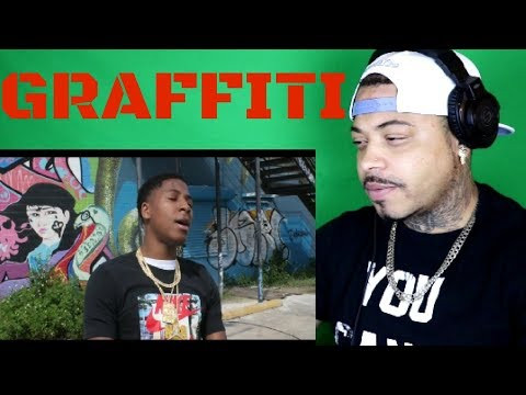 NBA Youngboy - Graffiti REACTION