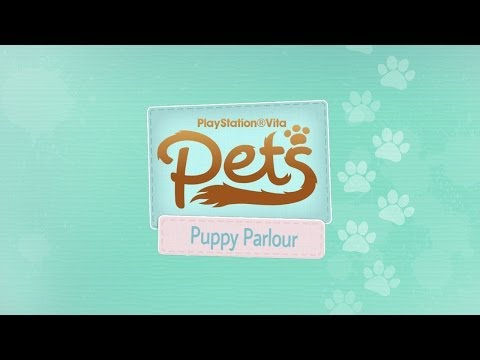 PlayStation®Vita Pets: Puppy Parlour - Universal - HD (iOS / Android) Gameplay Trailer