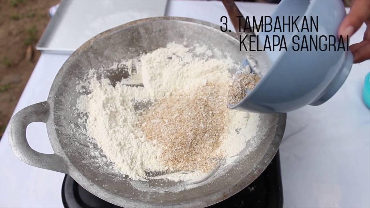 Resep & Cara Membuat Sagon - KKN PPM KEMENPORA UNTIRTA 10