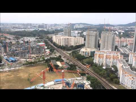 Clementi Singapore 40 Storey views english, malay, spanish