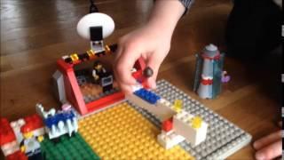 Lego IRISS Rum Mission