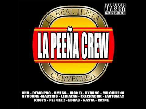 La Peña Crew - A llegado la Peeña