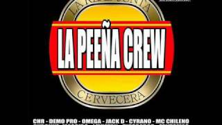 La Peeña Crew - A llegado la Peeña