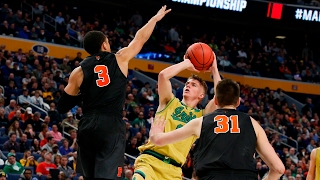First Round: Notre Dame sneaks past Princeton