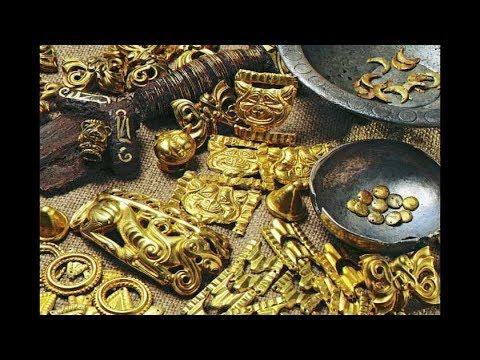 ЗОЛОТЫЕ ЯЙЦА! ТАЙНИК ЧИНГИСХАНА! GOLDEN EGGS! CHINGISKHAN'S SECRET!