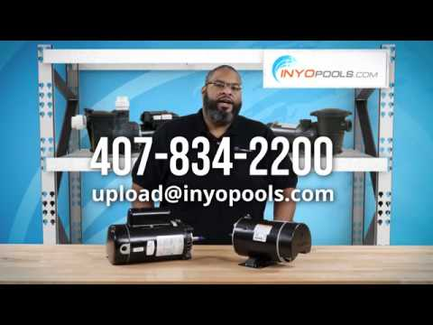How to Read an AO Smith Pool Motor Label - INYOPools.com Magnetek Wiring Diagram on