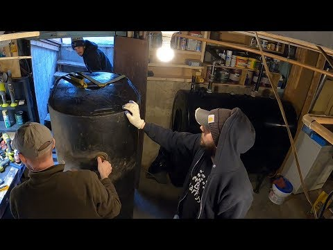 Replacing My Old Oil Tank | How to Tell If You Need to Replace Yours