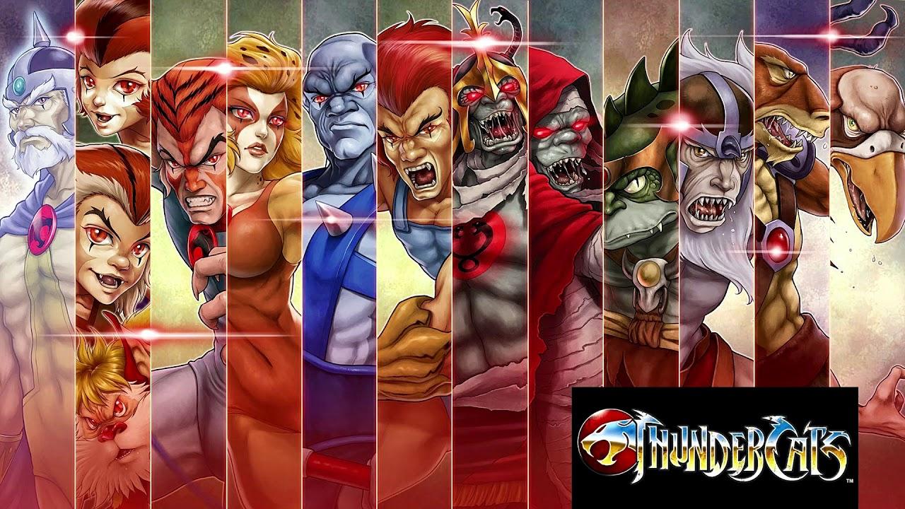 Thundercats Deutsch