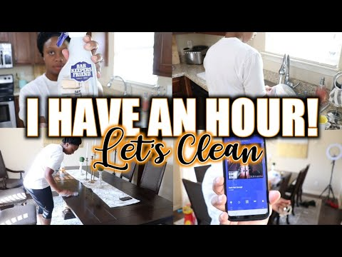 2020-power-hour-clean-with-me -speed-cleaning-motivation -working-mom-cleaning