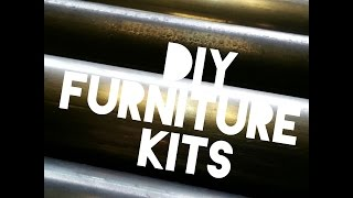 Do-It-Yourself Furniture Kits by Colorado Rock-n-Logs