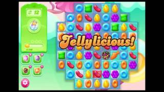 Candy Crush Jelly Saga Level 19 No Booster 3 Stars