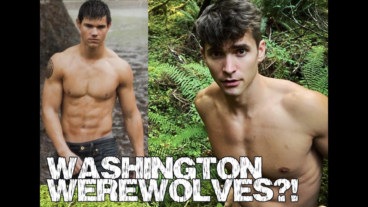 Gay Werewolves/vampires in Washington?