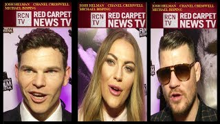 Lenny Mclean (My name is Lenny Red Carpet Interviews)