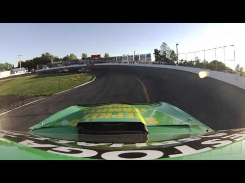 Barrie 30th June Thunder Car heat 1 of 2