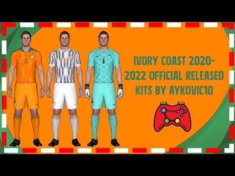 PES 2017|Ivory Coast
