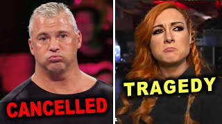 Becky Lynch Tragedy & Shane McMahon Cancelled - 5 Surprising WWE Rumors for August 2020