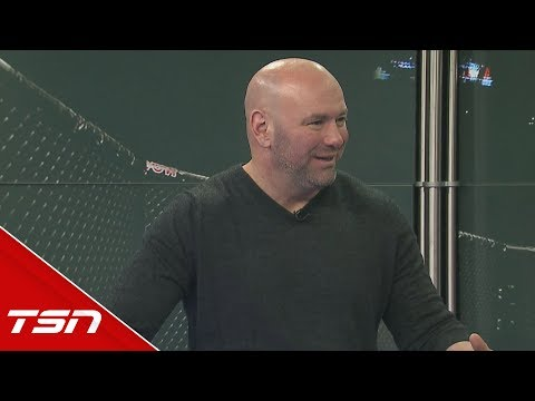 Dana White on concerns about Holloway's health leading up to UFC 231