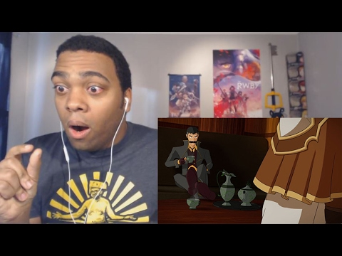 RWBY Volume 4 Chapter 12 Reaction - Volume 4 Finale