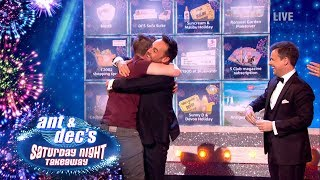 Ant and Dec Try to Win the Ads for a Member of the Audience!