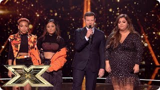 Semi-Final sing-off results | Live Shows Week 6 | X Factor UK 2018