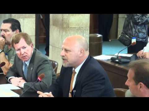Senator Gordon Flood Control Bill - Senate Budget Committee