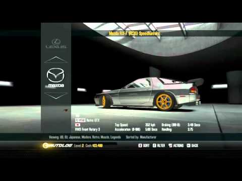 nfs shift 2 speedhunters pack pc