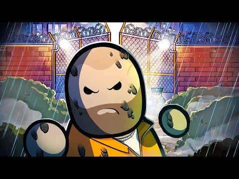 Escaping the Hardest of Maximum Security Prisons in Prison Architect |