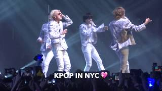 WINNER 위너 EVERYWHERE Tour in New York 2019.01.29: INTRO MENT…