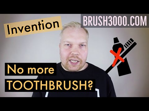 New Dental Invention - Can We Get Rid Of Dentists?