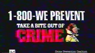 Take a Bite Out of Crime (1992)