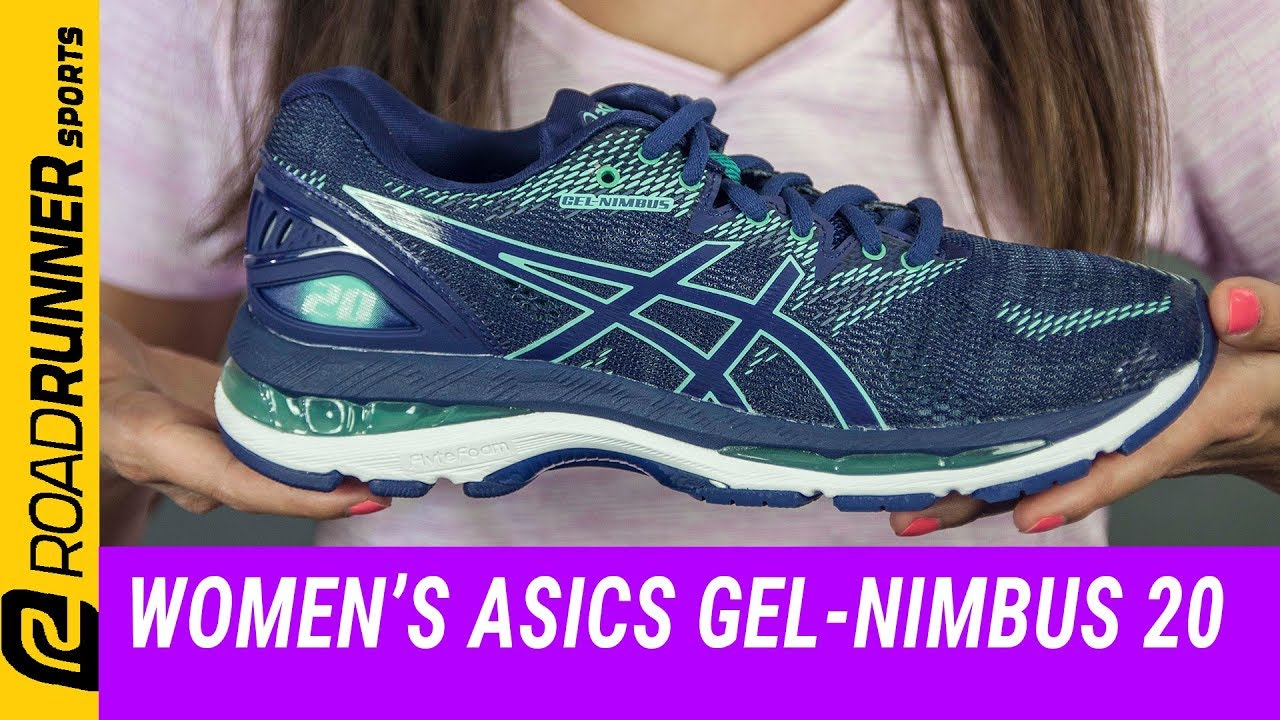 88f25f07 Women's ASICS GEL-Nimbus 20 | Fit Expert Review