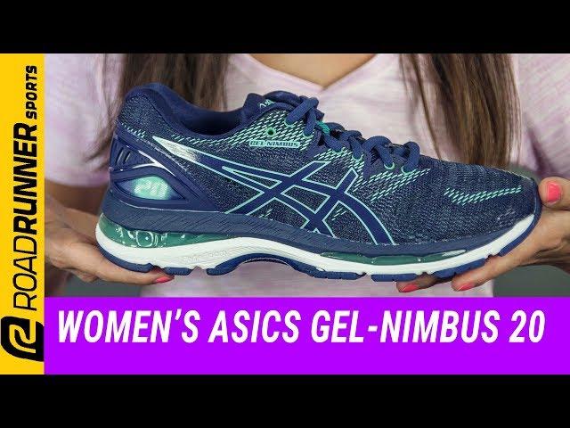 ASICS GEL-Nimbus 20 | Fit Expert Review
