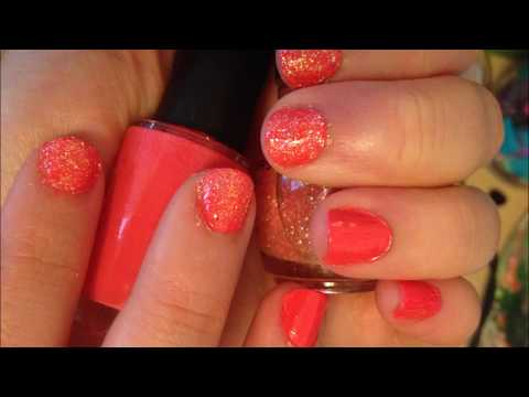 G.T. Nail Art: Pink Cotton Candy