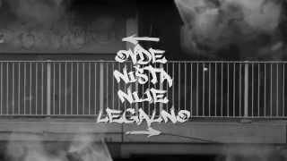Sanek - Ovde Ništa Nije Legalno (Prod. By Astek) (Lyric Video)