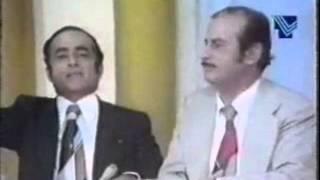 زغلول الدامور و زين شعيب في سهرة عتابات