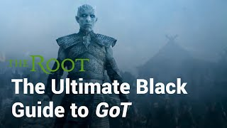 "The Ultimate Black Guide to ""Game of Thrones"""