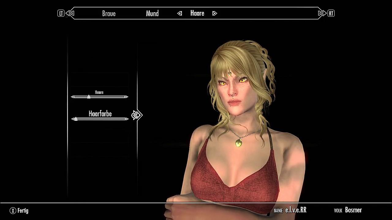 Skyrim Mods XB1 BBP SeveNBase 7Base Sexy Body Bikini Babe by