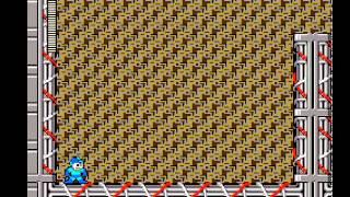 Megaman 3 NES Walkthrough Part 1 - Magnet Man Stage