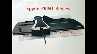 printer Colour Calibration: Datacolor SpyderPRINT Review