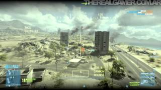 Battlefield 3 PC - Attack Helicopter Footage HD