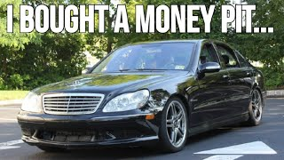 World's Cheapest S65...I Paid WHAT?!