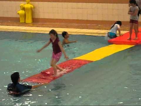School zwemmen april 2012