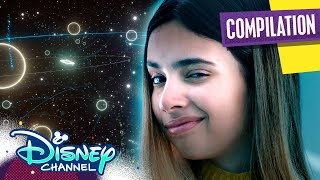 National Babysitting Day! 👽| Compilation | Gabby Duran & the Unsittables | Disney Channel