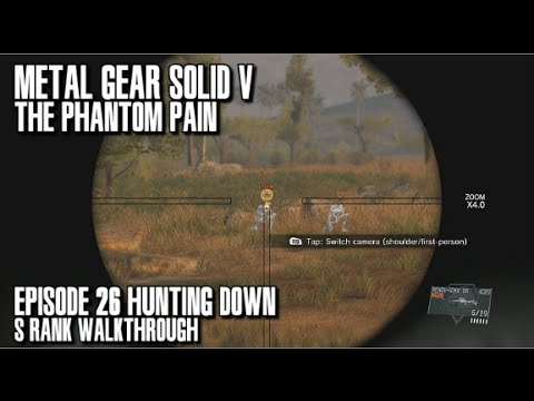 Metal gear solid the phantom pain cheats