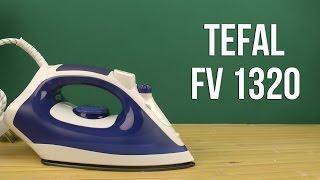 Распаковка TEFAL FV 1320